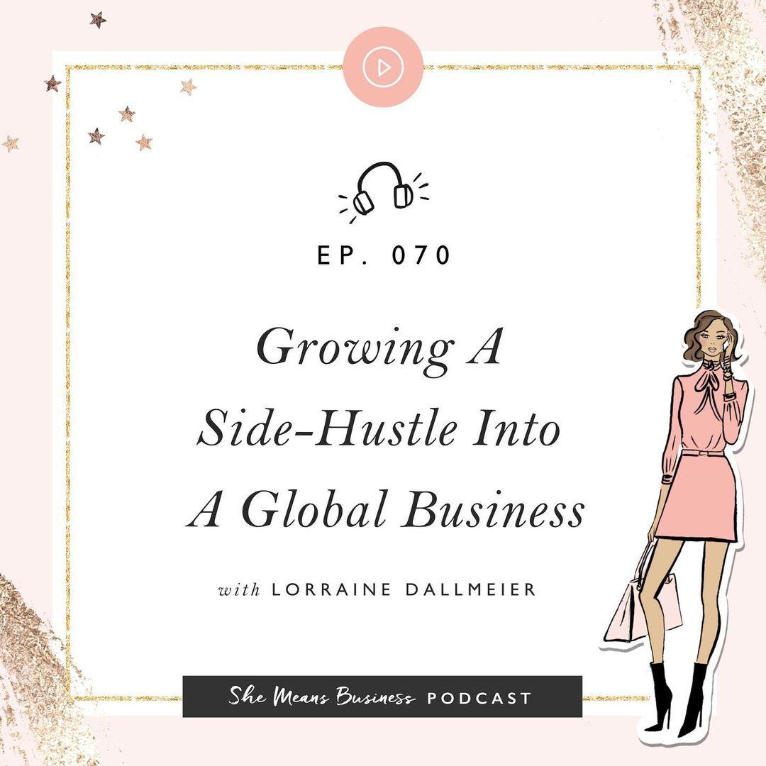 Female Entrepreneur Association FEA Lorraine Dallmeier