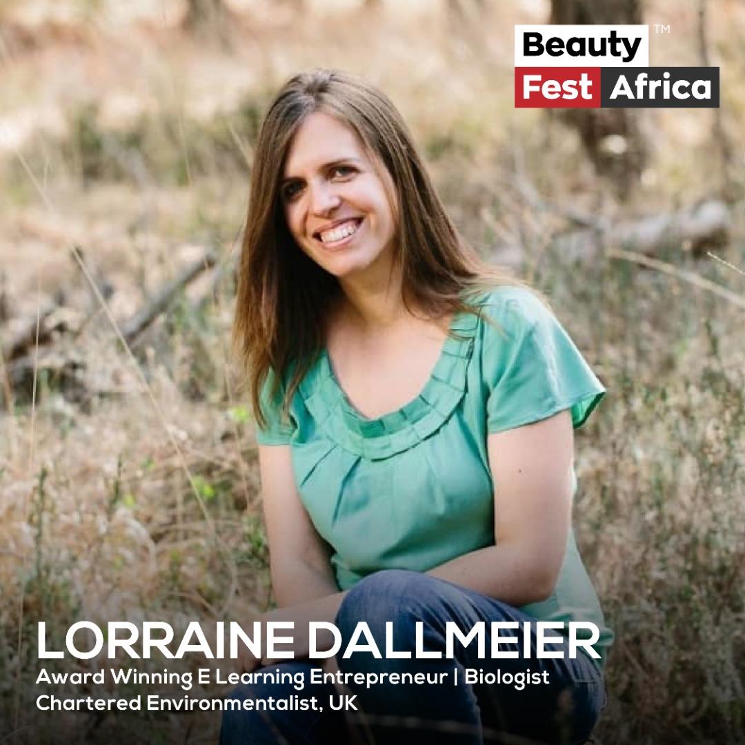 Lorraine Dallmeier Public Speaker