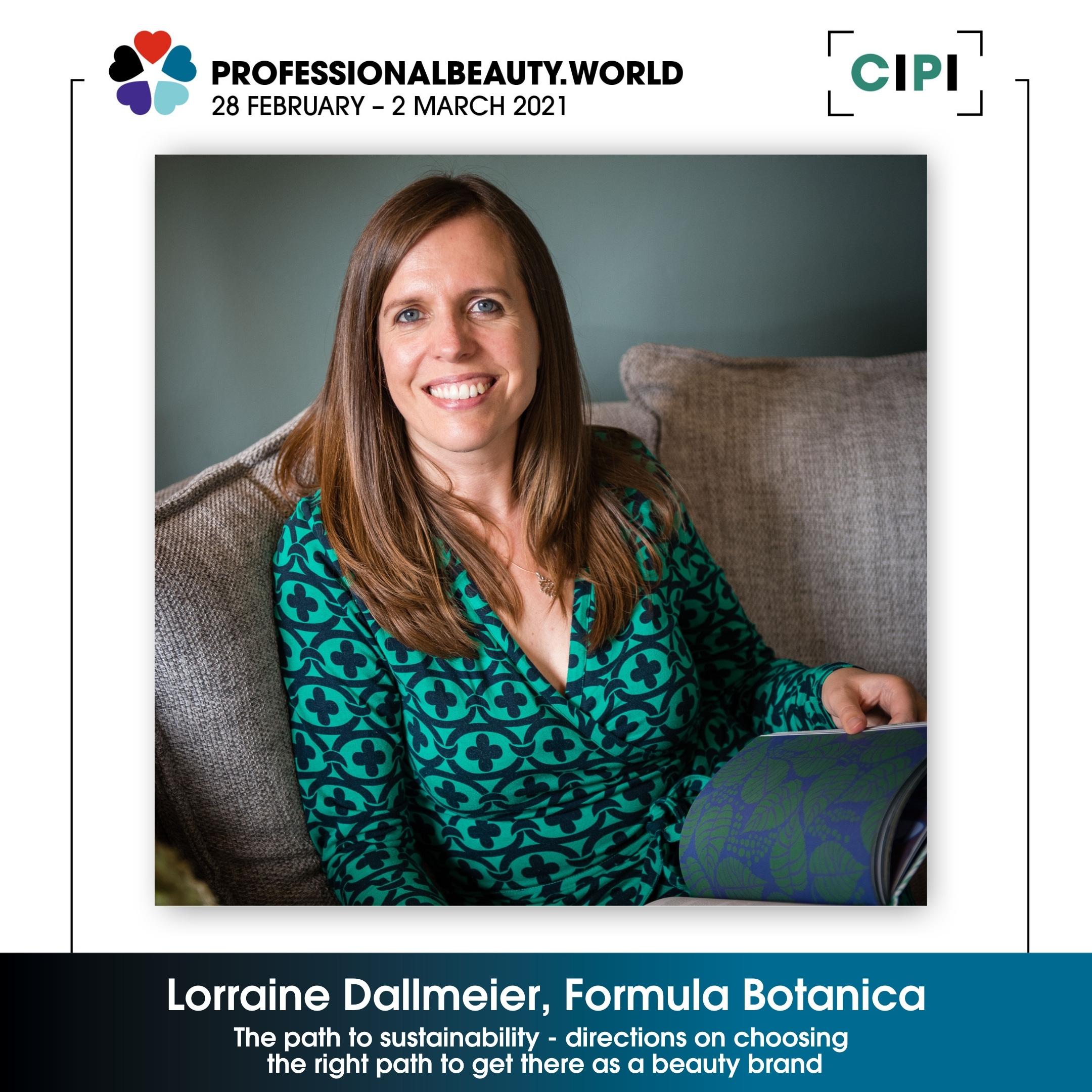 Professional Beauty World Lorraine Dallmeier
