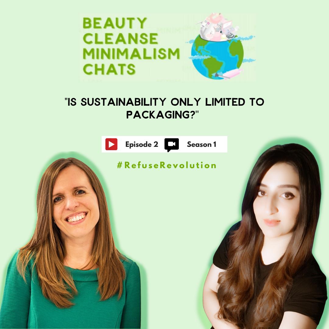 Beauty Cleanse Minimalism Chats - Lorraine Dallmeier